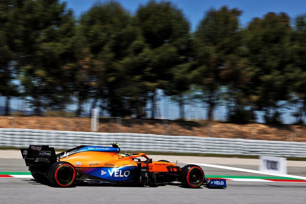 """F1   McLaren, Norris non fa drammi: """"Il ritmo è stato buono per tutta la gara"""""""
