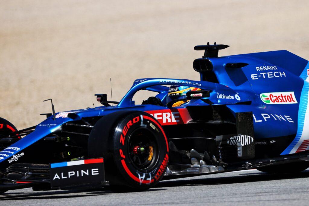 F1 | Alpine, Alonso partirà dalla quinta fila nel GP di Spagna