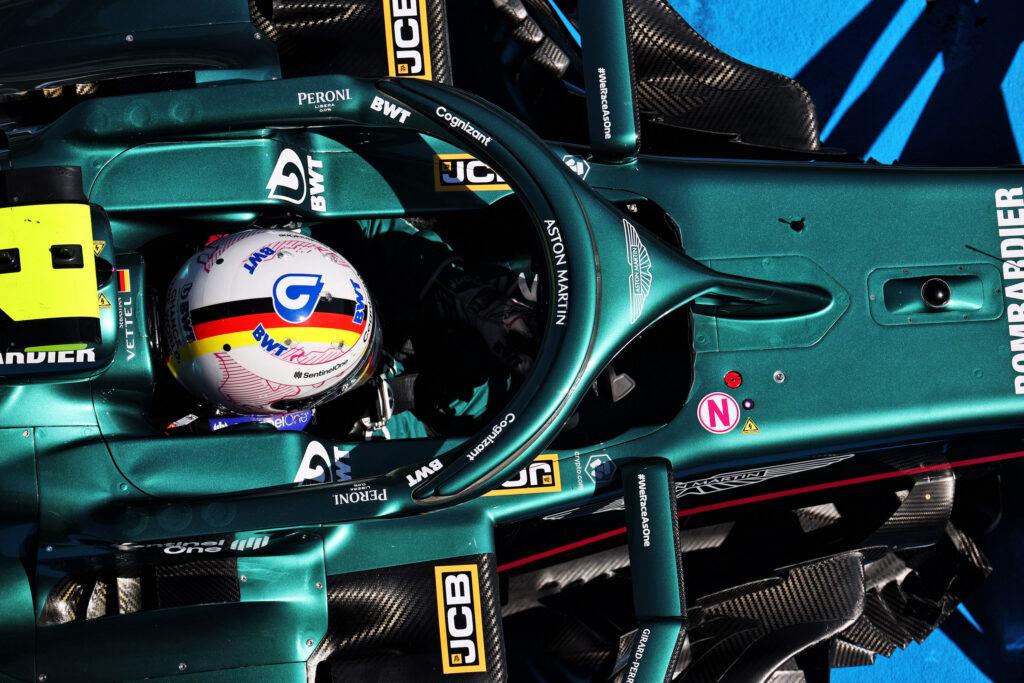 """F1   Aston Martin, Sebastian Vettel: """"Dovremo sfruttare le gomme al meglio"""""""