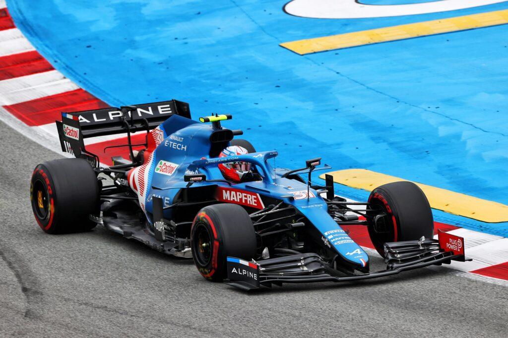 """F1   Alpine, Ocon è deluso: """"Non siamo veloci come Ferrari e McLaren"""""""