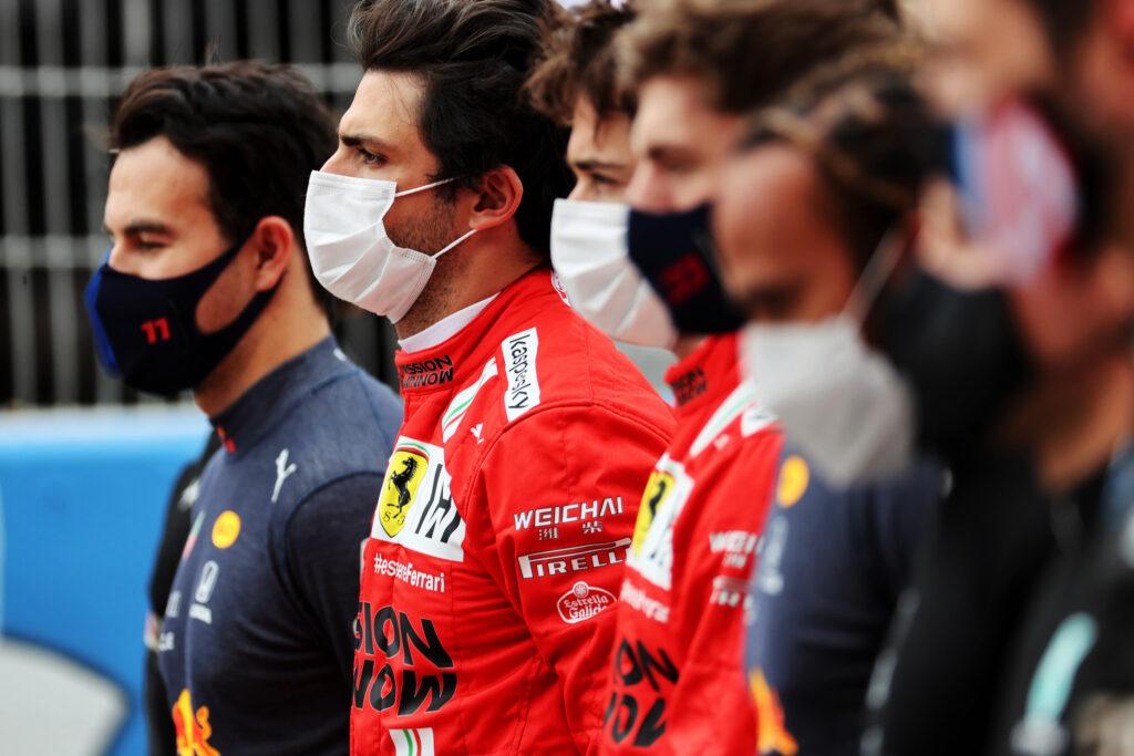"""F1   Ferrari, Carlos Sainz: """"Non sono soddisfatto"""""""