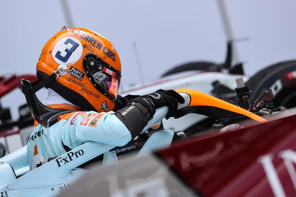 "F1   McLaren, Daniel Ricciardo: ""Ho bisogno di una pausa prima di Baku"""