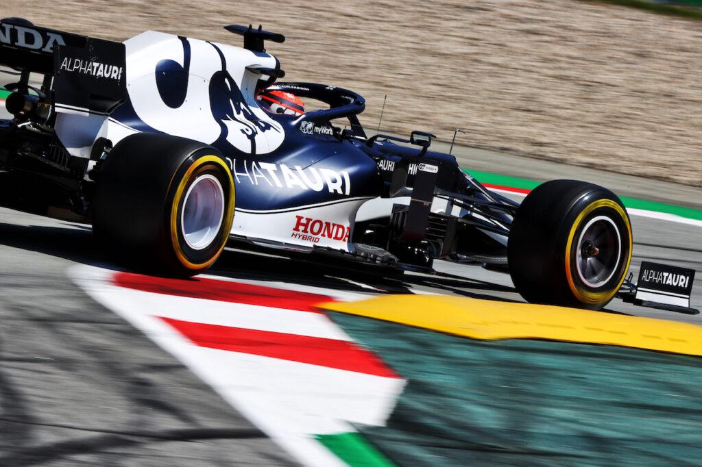 Formula 1   AlphaTauri annuncia una nuova partnership con ICM.com