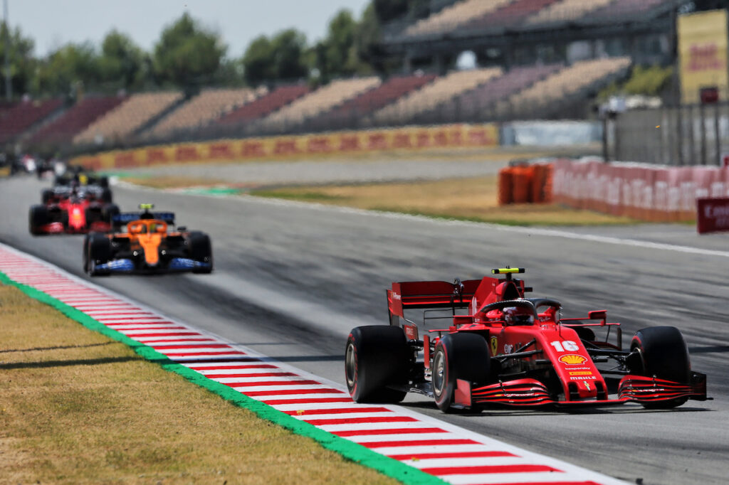 F1 | Brembo, l'impegno dell'impianto frenate al Montmelò di Barcellona