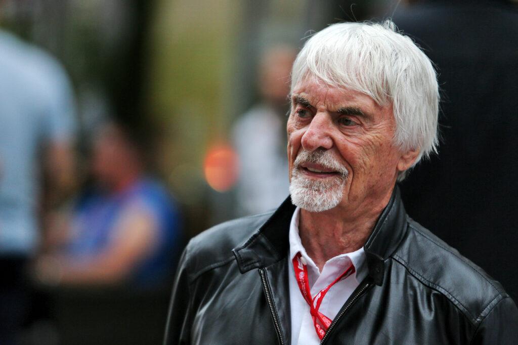 """F1   Ecclestone: """"La sprint race è una totale assurdità"""""""
