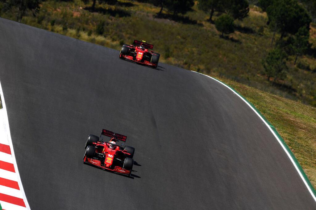Formula 1 | Ferrari al di sotto delle aspettative a Portimao