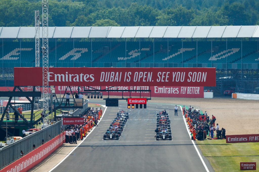 F1   Qualifica Sprint, ufficiali gli orari per il GP di Gran Bretagna