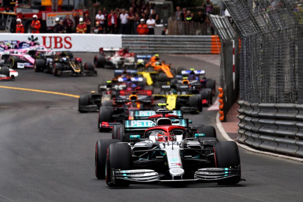 Formula 1   GP Monaco, la zona DRS per il week-end nel Principato