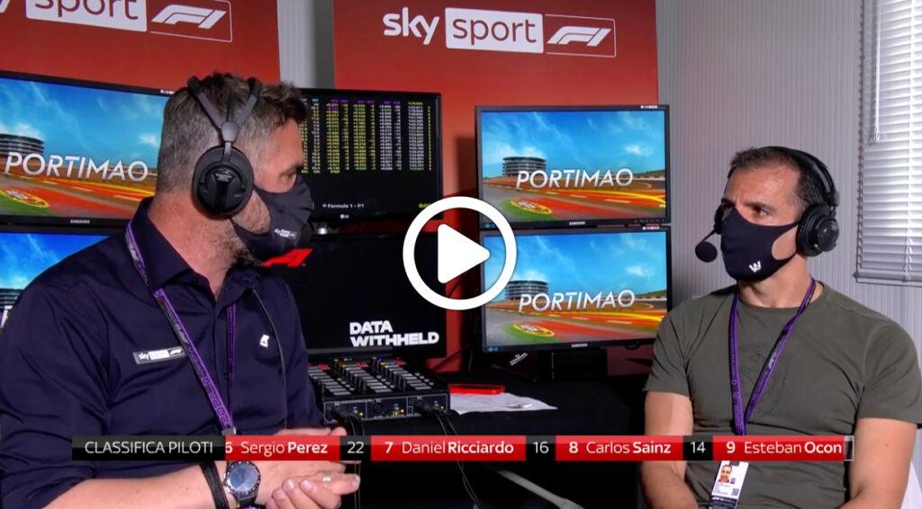 """F1   Vanzini e Genè: """"Norris tra i grandi? Solo se conferma questa continuità"""" [VIDEO]"""
