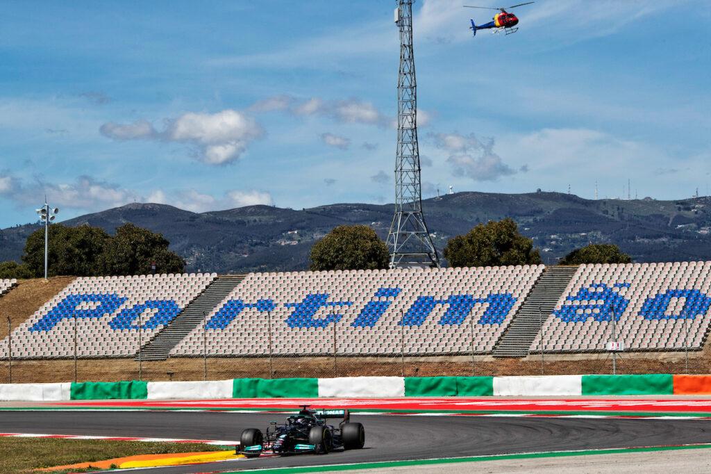 F1 | Pirelli, Hamilton vince in Portogallo con una sola sosta