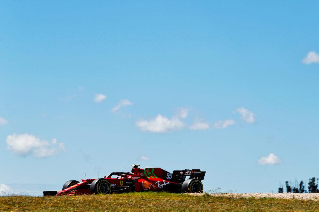 Formula 1 | Ferrari, Sainz e Leclerc competitivi nelle FP3
