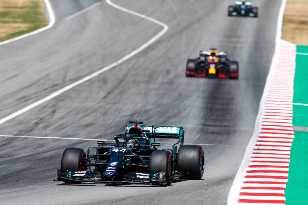 Formula 1 | GP Spagna, le zone DRS per il week-end al Montmelò
