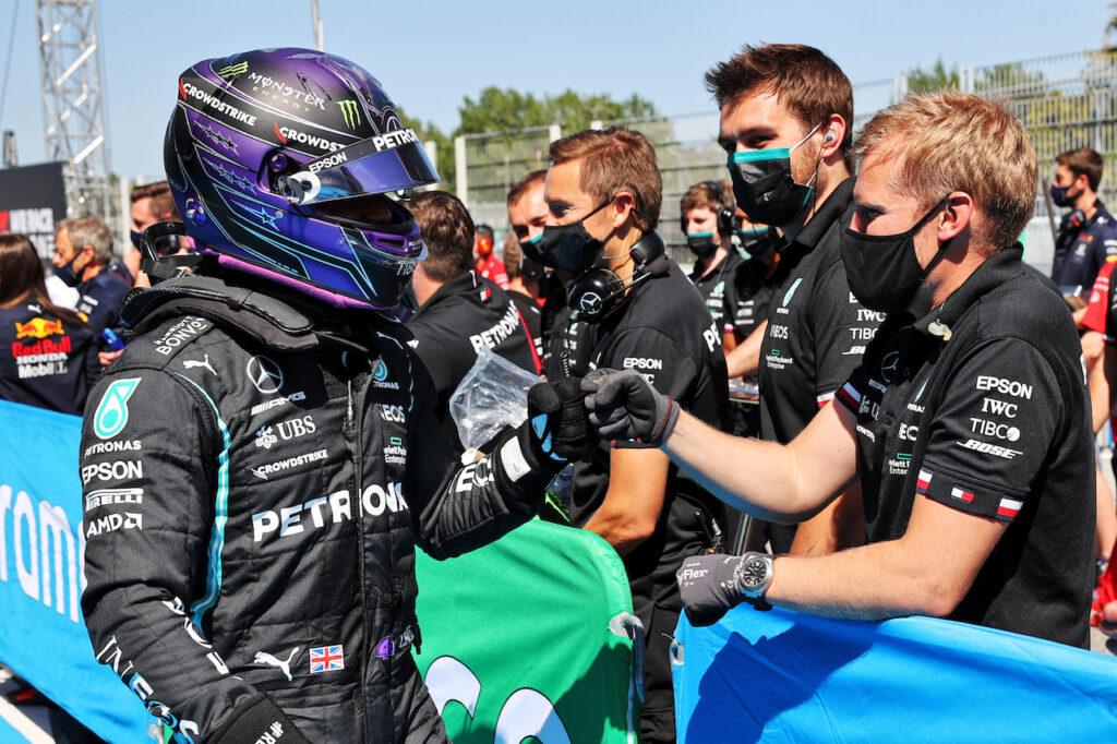 F1 | Pagelle GP Spagna – Hamilton di strategia, Leclerc è straordinario
