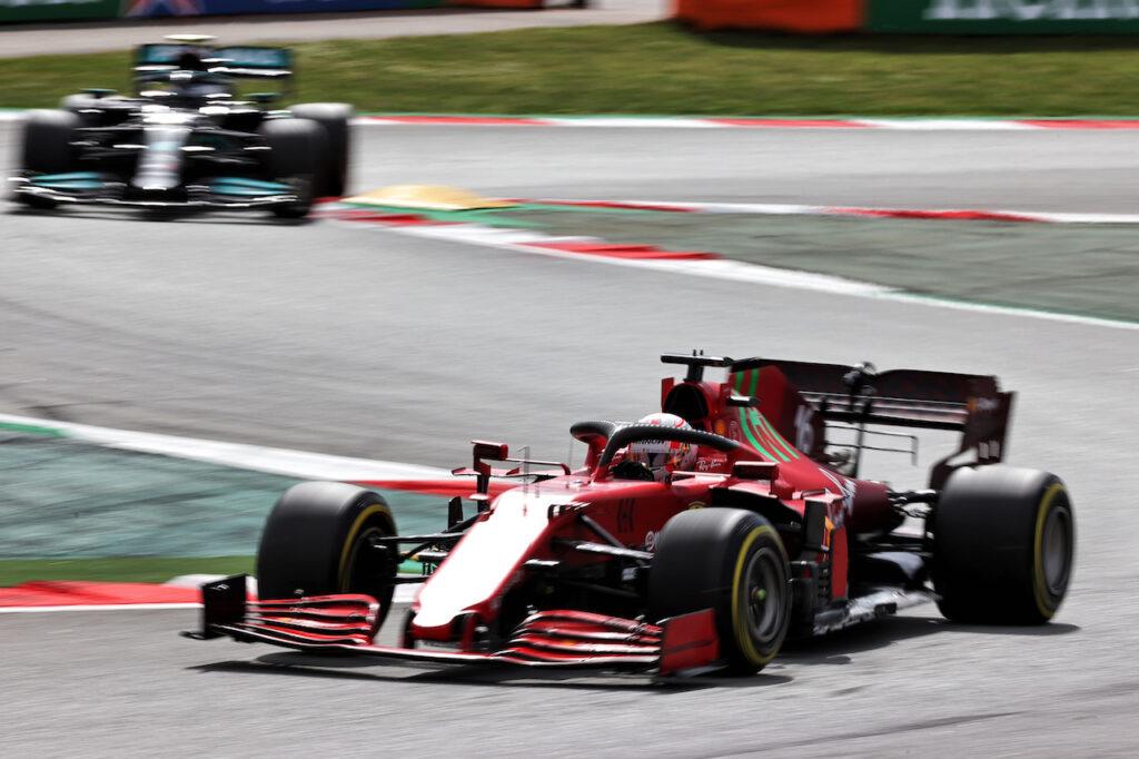 F1   GP Spagna, gara solida per Leclerc e Sainz a Barcellona