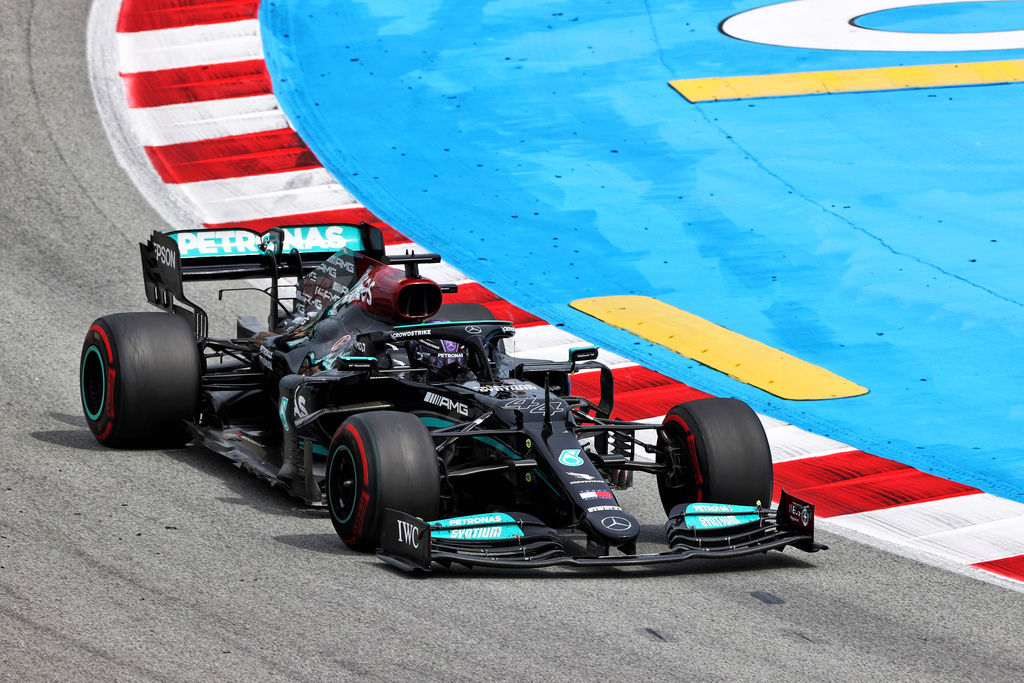 F1 | GP Spagna: vittoria di Lewis Hamilton