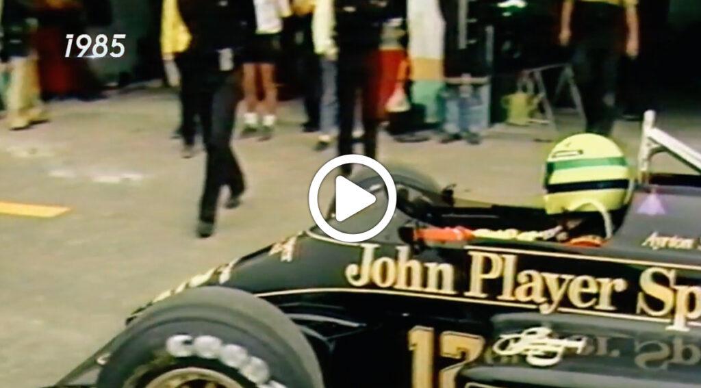 F1 | Senna, 27 anni fa l'addio al mito: la sua prima vittoria [VIDEO]