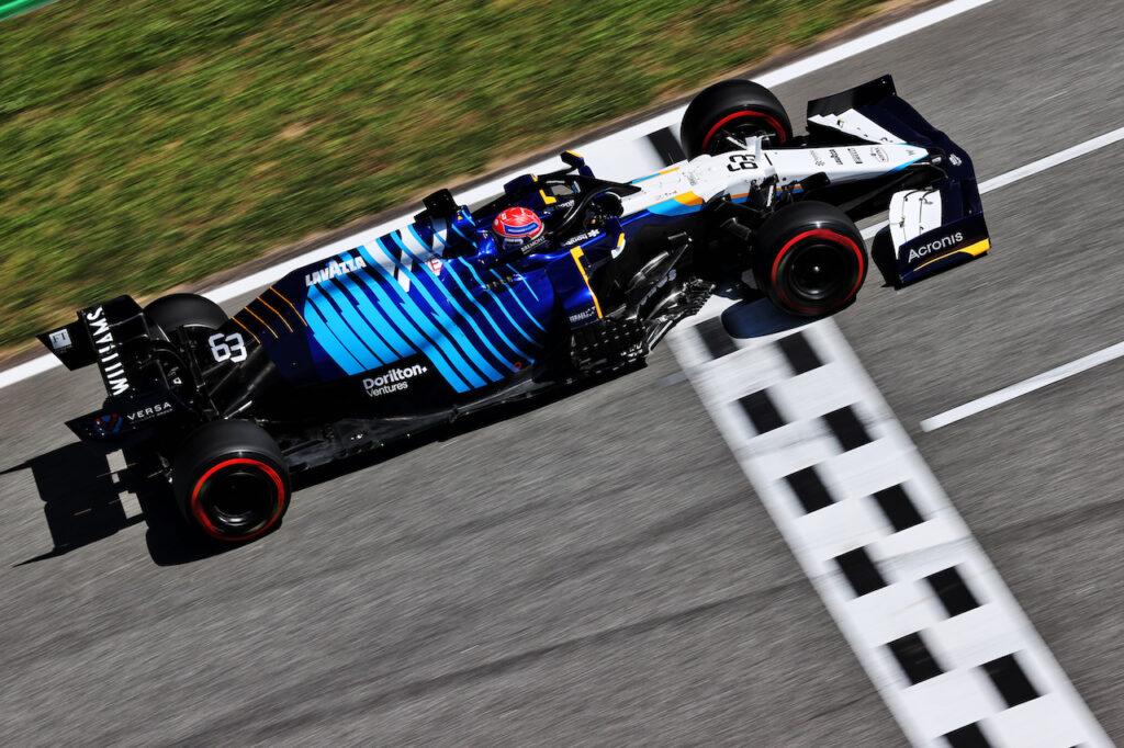 F1 | Williams, altra Q2 per George Russell a Barcellona