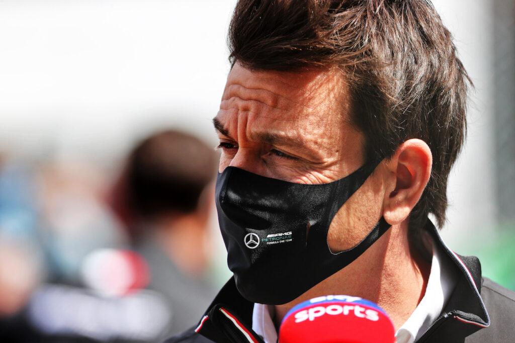 """Formula 1   Wolff sulla line-up 2022: """"Abbiamo il dovere di valutare tutto"""""""