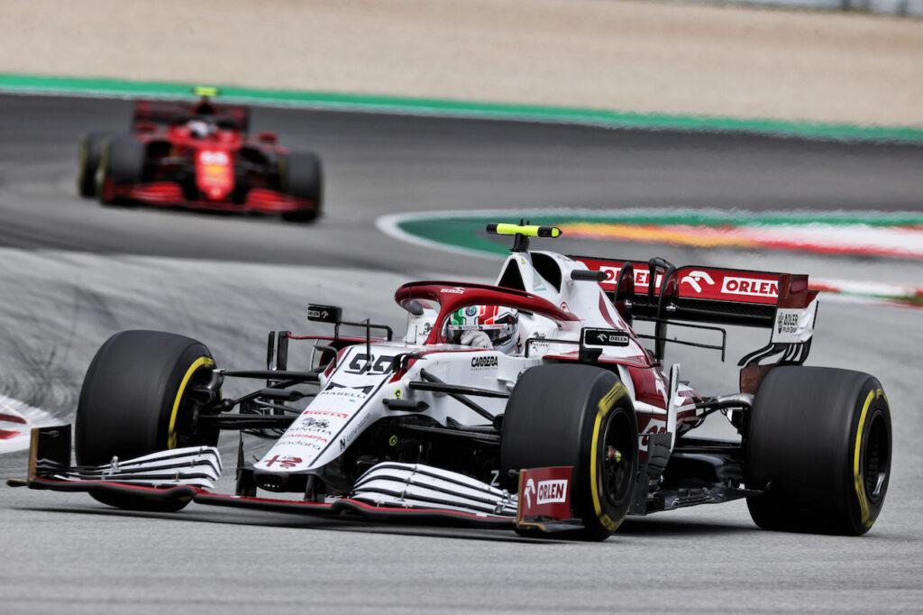 """Formula 1   Giovinazzi e l'obiettivo punti a Monaco: """"Un fine settimana speciale"""""""