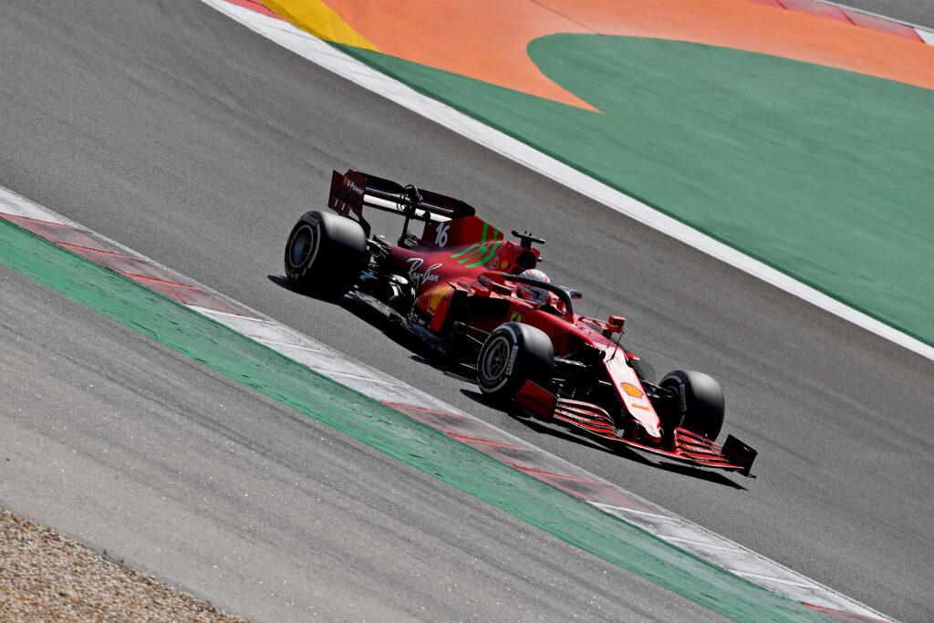 F1 | Leclerc in zona punti a Portimao, Sainz 11°