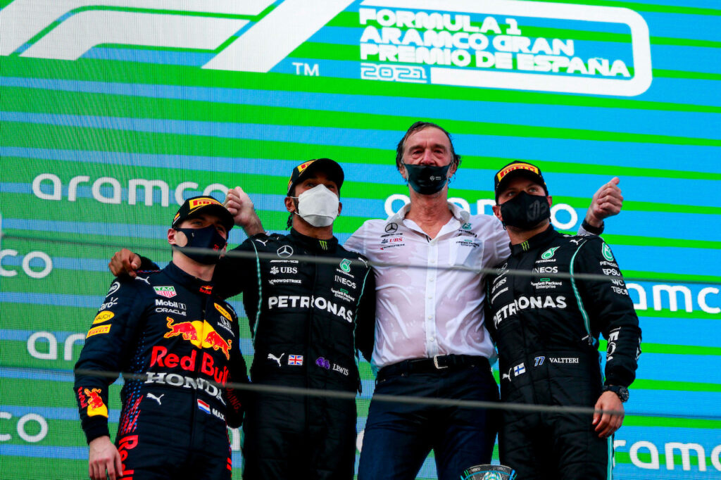 """F1   Jos Verstappen scettico: """"Ho paura di un altro dominio Mercedes"""""""
