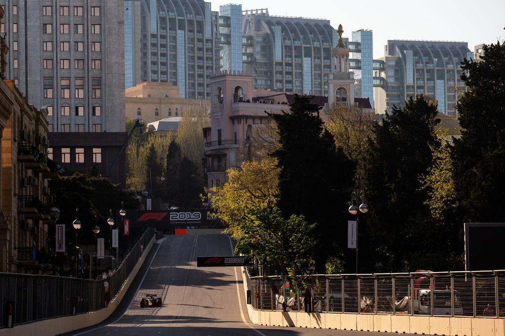 F1   GP Azerbaijan 2021: anteprima e orari del weekend