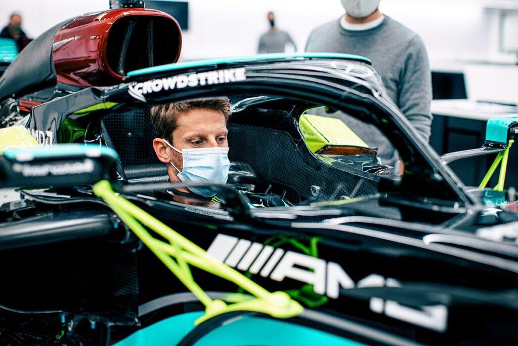 """Formula 1   Grosjean sulla visita in Mercedes: """"Sorpreso dal loro approccio"""""""