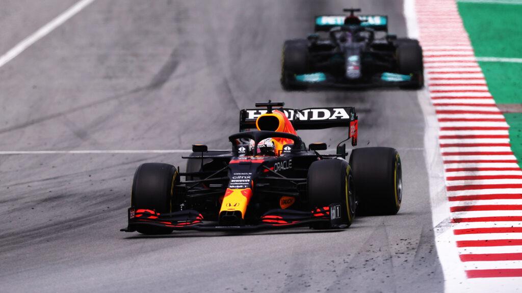 """F1   Hamilton: """"Con Verstappen ci rispettiamo dentro e fuori la pista, è un grande pilota"""""""