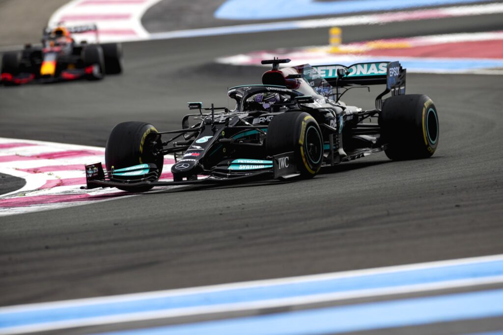 """F1   Hamilton: """"Sono molto contento della gara di oggi, eravamo reduci da momenti difficili"""""""