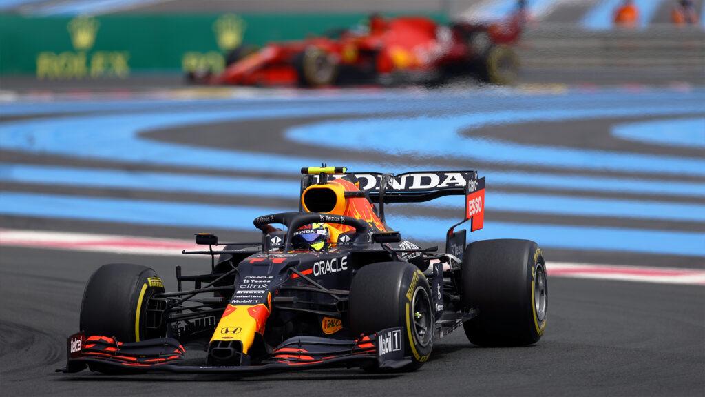 """F1   Perez 3° al Paul Ricard: """"Ottima strategia da parte del team"""""""