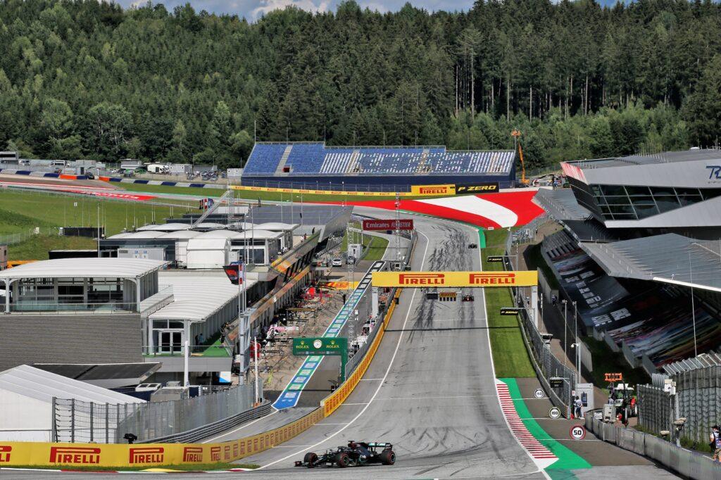 F1 | GP Austria e Stiria: numeri e curiosità sul tracciato di Zeltweg