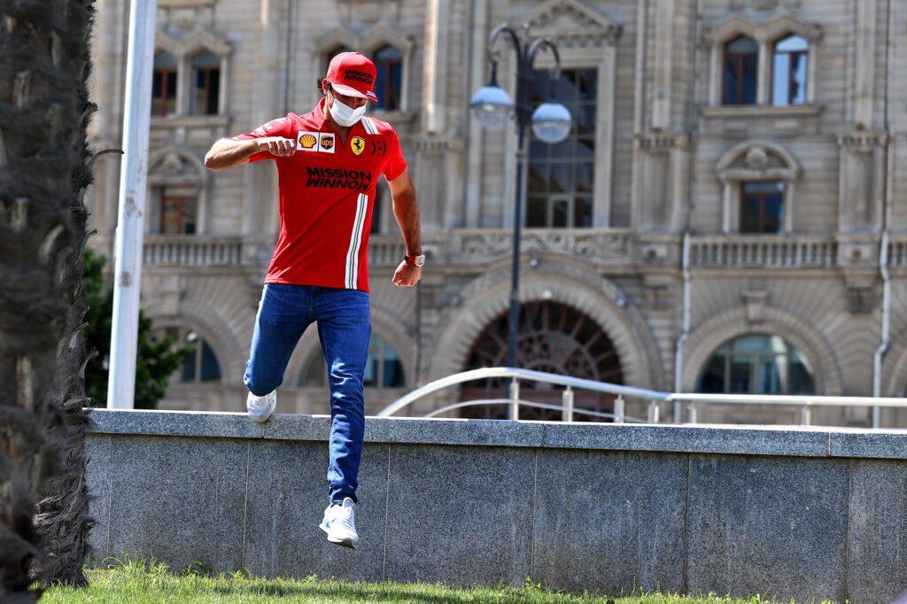 """F1   Ferrari, Sainz: """"Il podio di Monaco una ricompensa per tutta la squadra"""""""