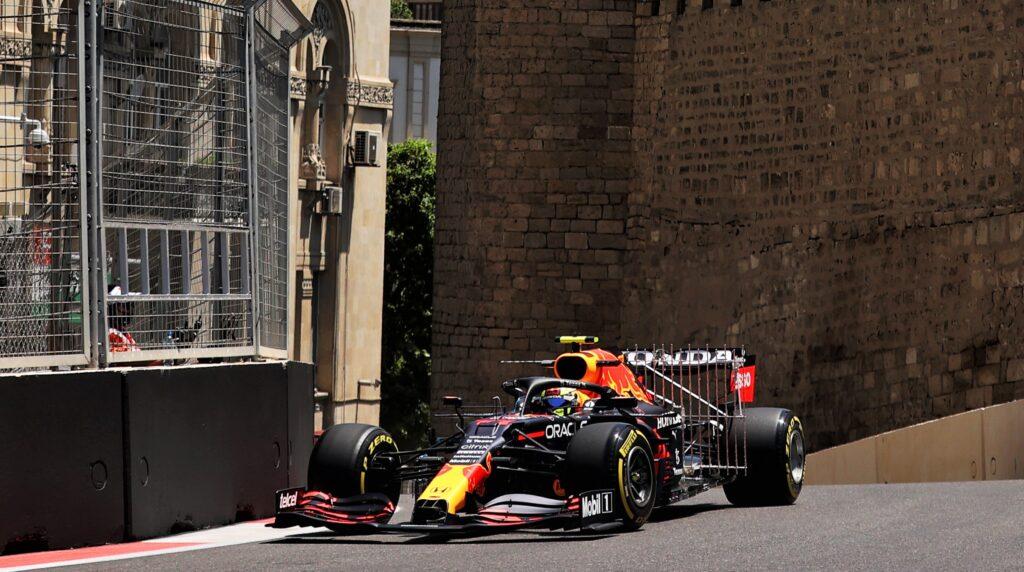 """F1   Red Bull, Perez davanti a tutti nelle libere a Baku: """"Il mio miglior venerdì"""""""