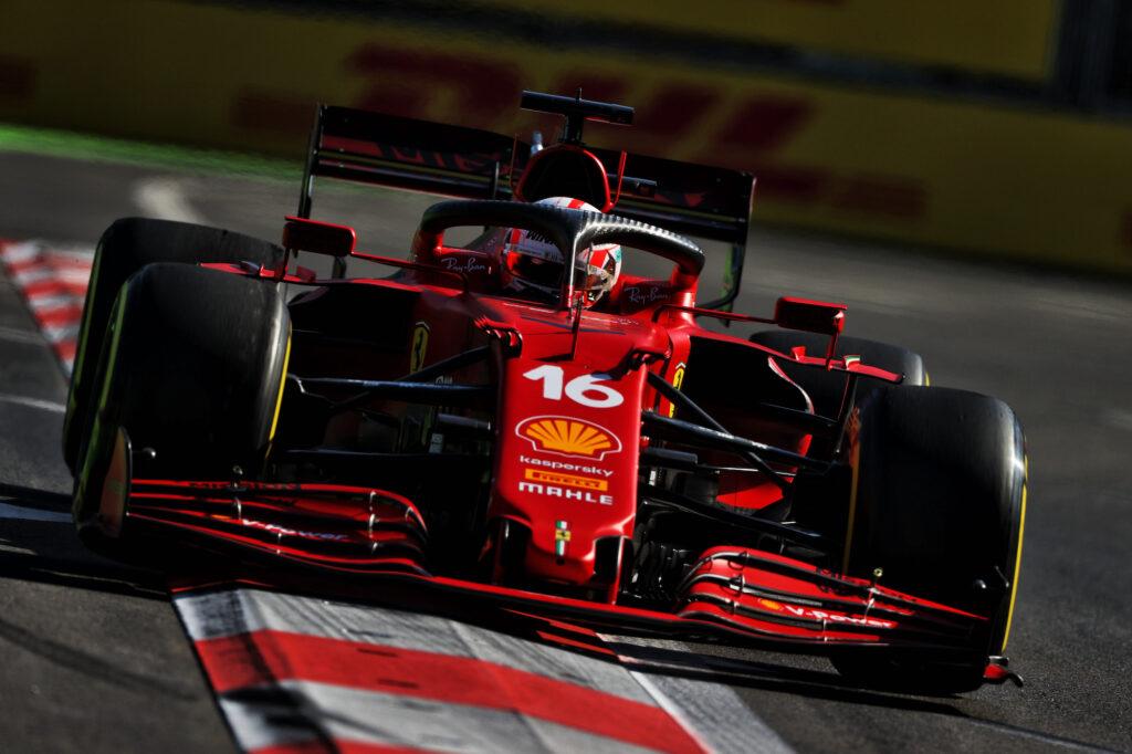 """F1   Ferrari, Charles Leclerc: """"Giornata migliore della aspettative"""""""