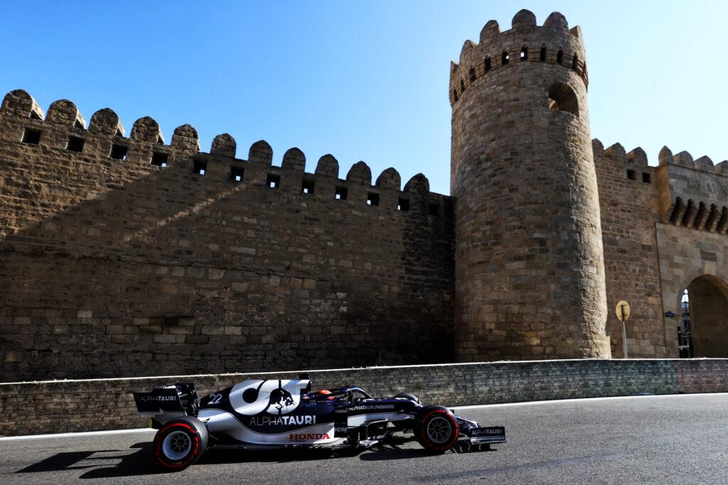 F1   AlphaTauri, Yuki Tsunoda entra per la prima volta in Q3 ma va a muro