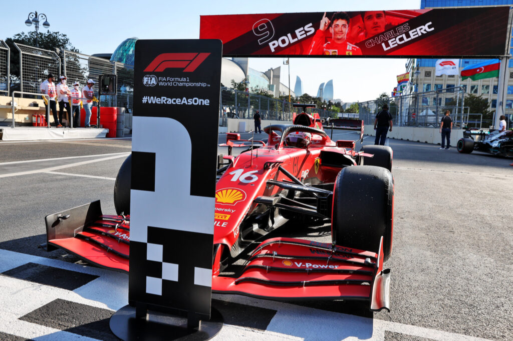 "F1   Ferrari, Laurent Mekies: ""La pole? Una bella ricompensa"""