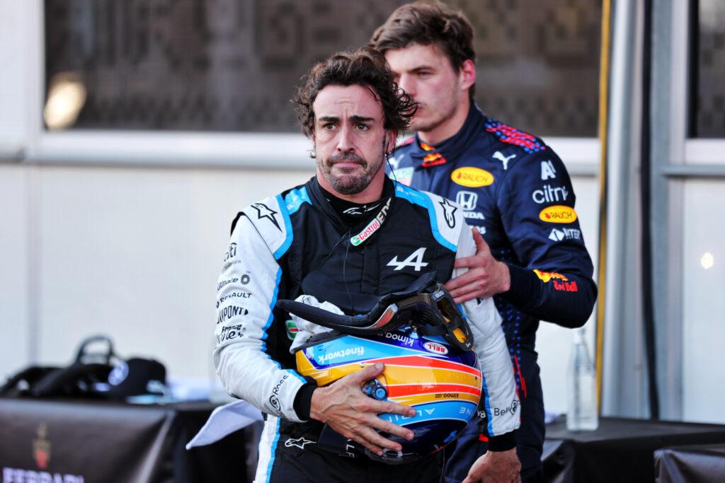 F1 | Alpine, Fernando Alonso per la prima volta in Q3 a Baku