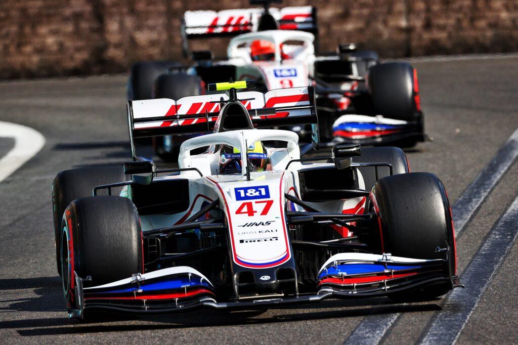 """F1   Haas, Steiner: """"Un bene tre GP di seguito per i nostri giovani"""""""