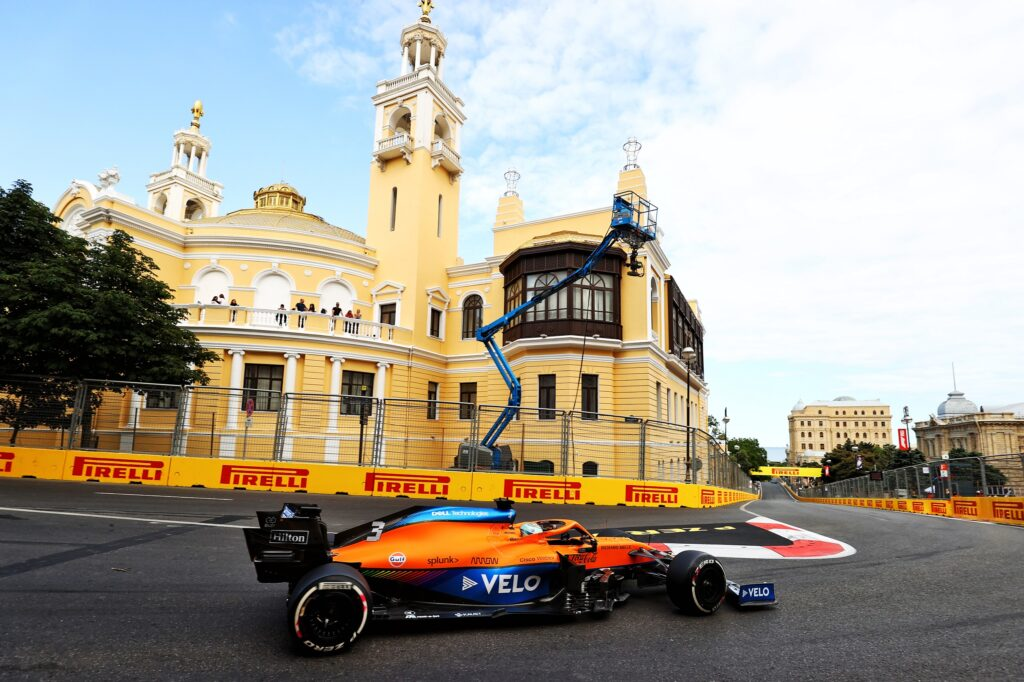 """F1   McLaren, Ricciardo conclude in zona punti: """"Ci sono tanti aspetti positivi"""""""