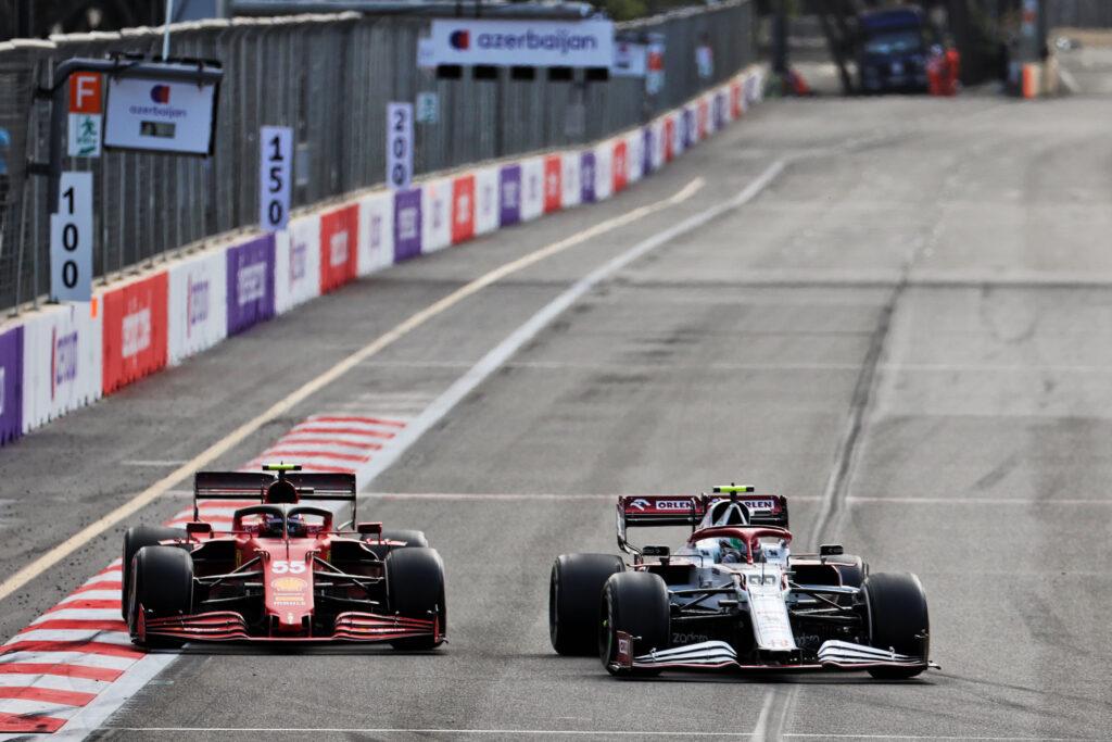 """F1   Alfa Romeo, Antonio Giovinazzi ad un passo dai punti: """"Abbiamo fatto il possibile"""""""