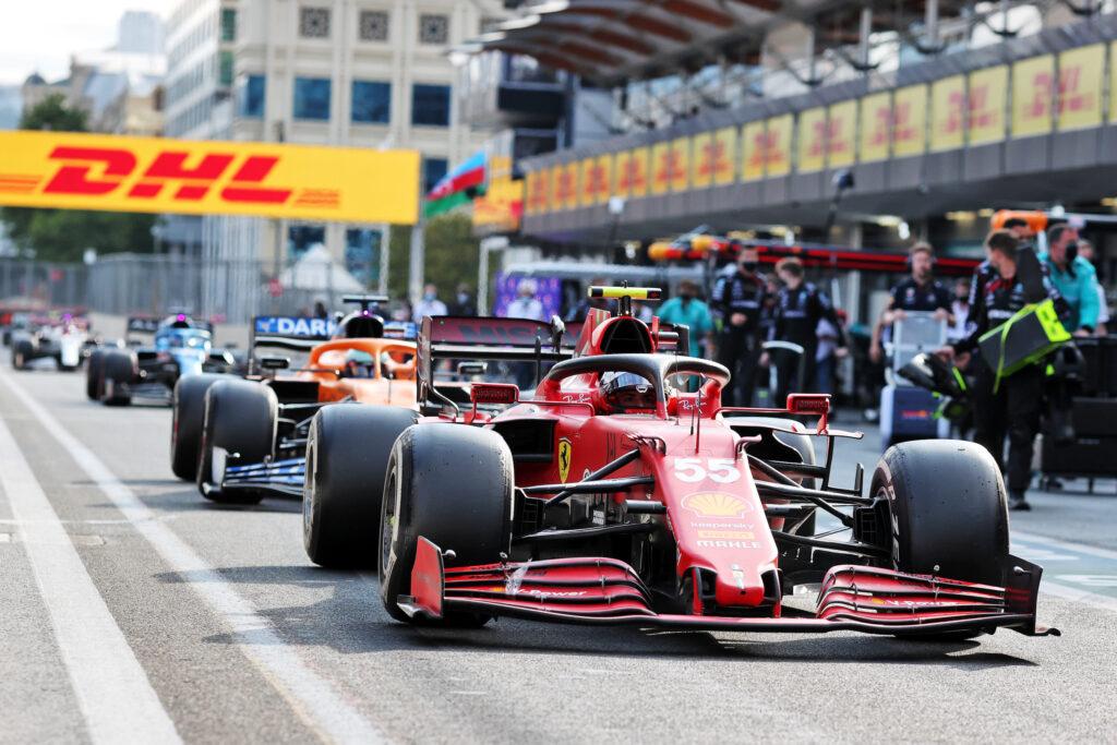 """F1   Ferrari, Carlos Sainz: """"Le gomme fredde hanno compromesso la mia gara"""""""