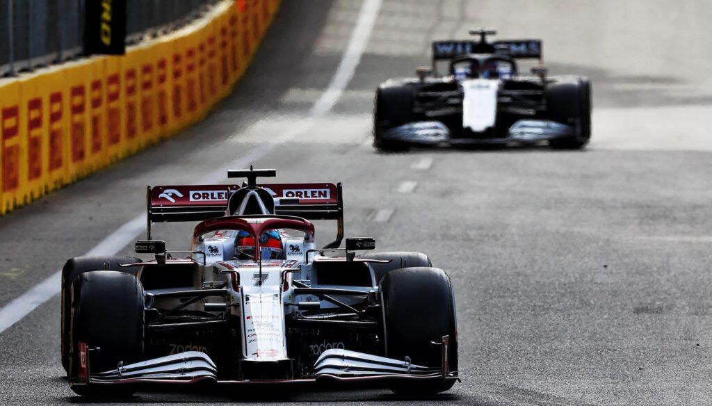 """F1   Alfa Romeo, Raikkonen: """"Non è successo granché fino agli ultimi due giri"""""""