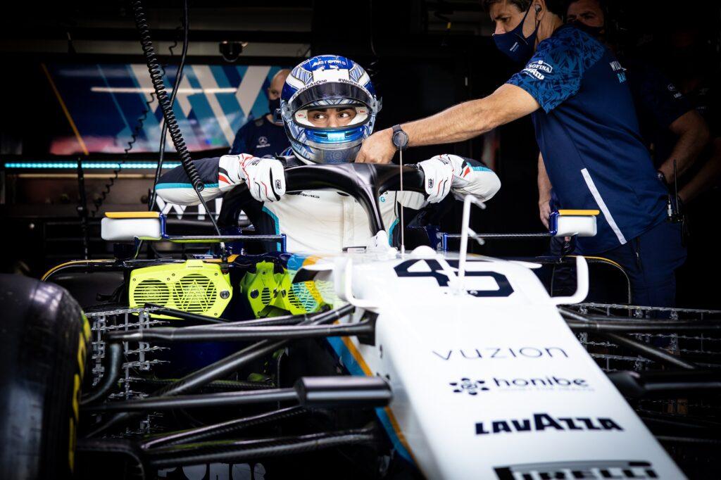 F1 | Williams, Roy Nissany in pista nelle FP1 del Gran Premio d'Austria