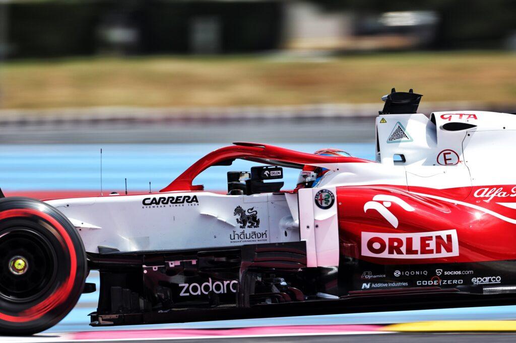 """F1   Alfa Romeo, Raikkonen soddisfatto: """"Possiamo migliorare ancora"""""""