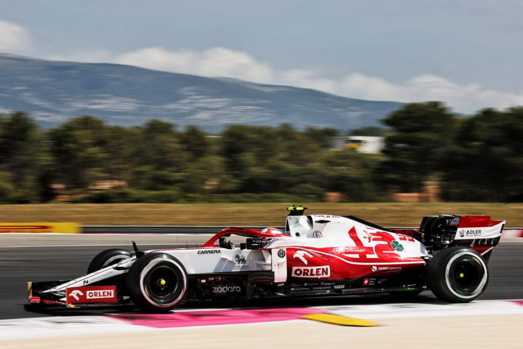 """F1   Alfa Romeo, Antonio Giovinazzi è undicesimo: """"Siamo fiduciosi"""""""