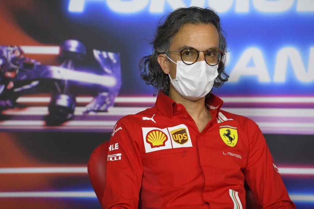 """F1   Ferrari, Mekies: """"Sarà una gara lunga e difficile"""""""
