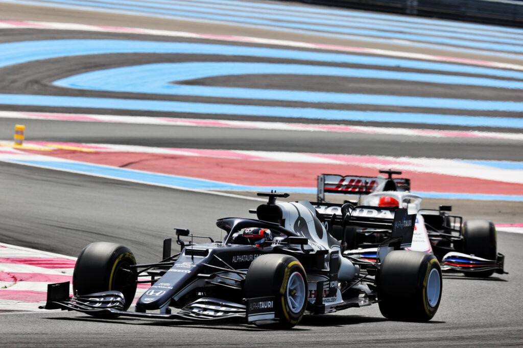 """F1   AlphaTauri, Yuki Tsunoda: """"Ho ritrovato fiducia nella vettura"""""""
