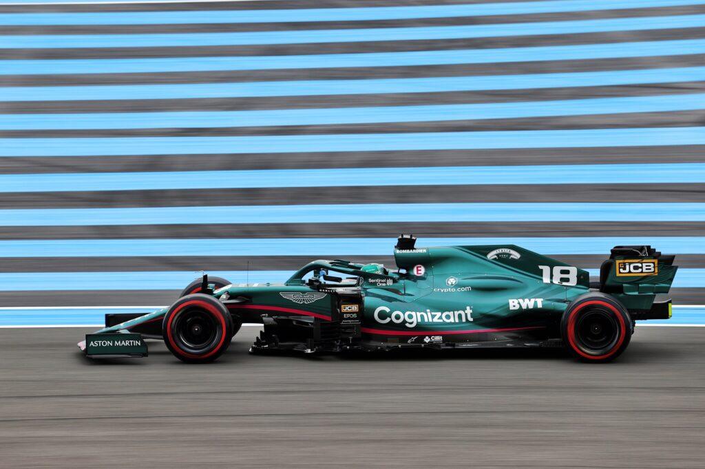 F1   Aston Martin, Stroll rimonta fino alla zona punti