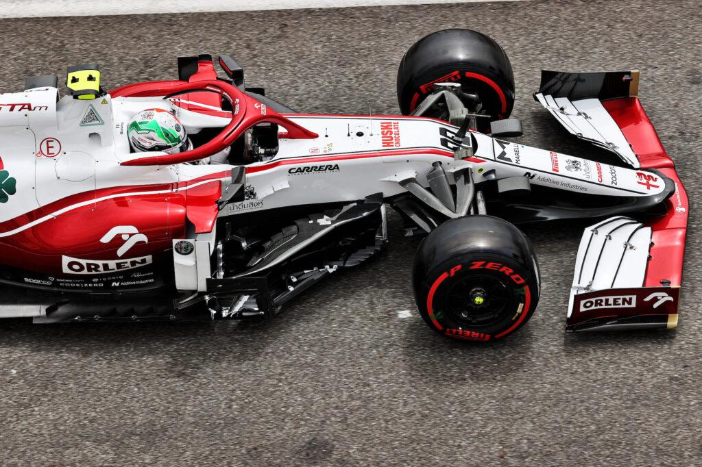 F1 | Alfa Romeo, Antonio Giovinazzi pronto a lottare per la zona punti