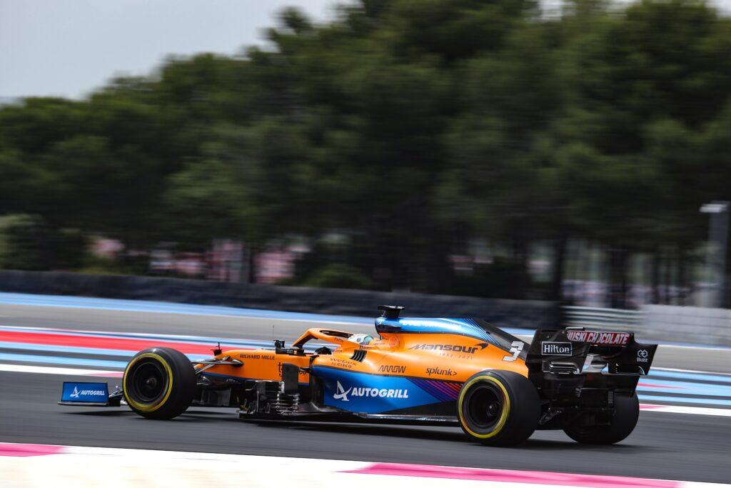 """F1   McLaren, Ricciardo in Q3 con le medie: """"Era uno dei nostri obiettivi"""""""
